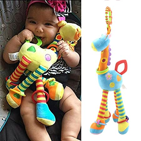 Lofee Rattles For 3 12 Months Baby Teether For 3 6 Months Baby Toys