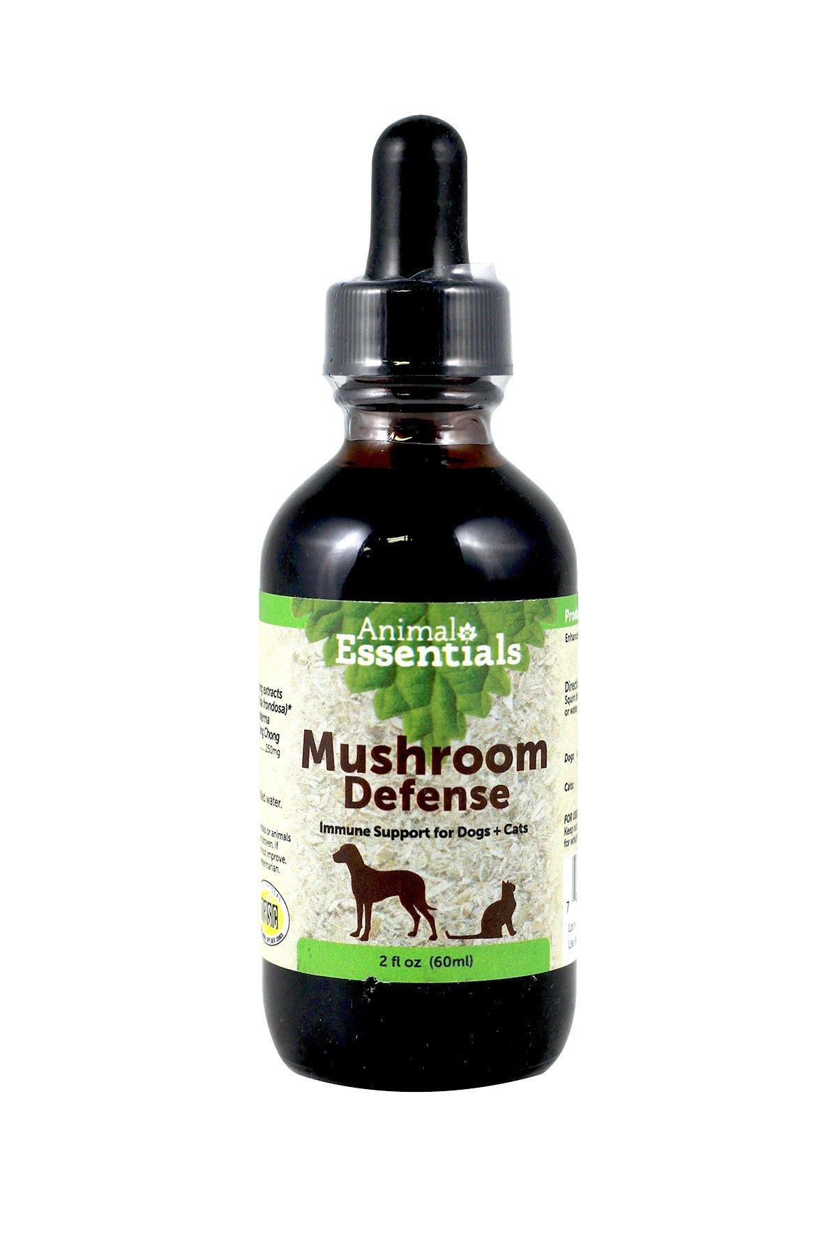Animal essential Mushroom defense Mycotriplex - 2 Oz