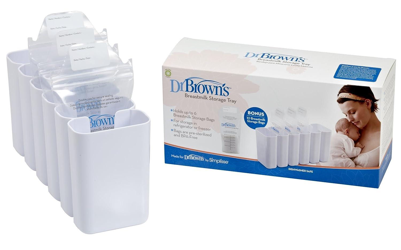 Dr Brown's Breastmilk Storage Tray ESCVW S4016