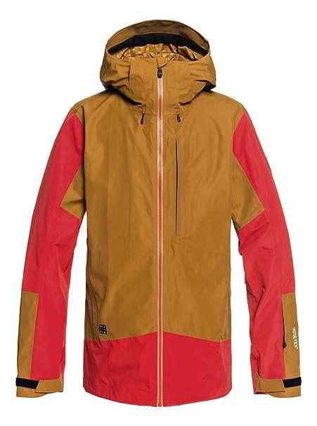 Quiksilver Forever 2L Gore-Tex® - Chaqueta para Nieve para Hombre EQYTJ03170: Quiksilver: Amazon.es: Ropa y accesorios