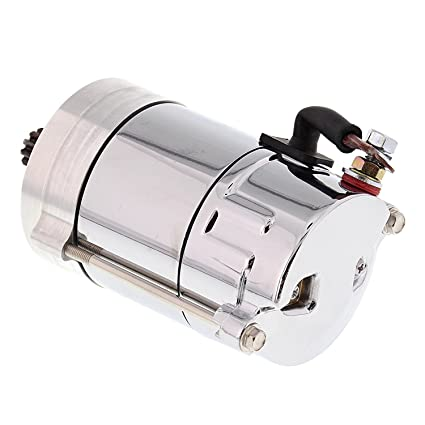 Custom,Wide Glide Many Years Tour Glide 31570-73B,Electra Glide Db Electrical Shi0011-C Chrome Starter For Harley  31570-73 Low Glide Springer Softail,Super Glide Disc Glide Liberty