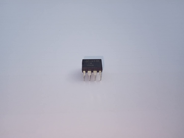 Lm386 Low Voltage Audio Power Amplifier Dip 8 Ic Utc Electronics