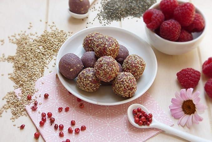 Datiles Deshuesados Ecologico BIO 1kg Samskara Organic Seedless Dates | for Vegan/Raw Cakes/Energy Bars/Smoothies (1kg)