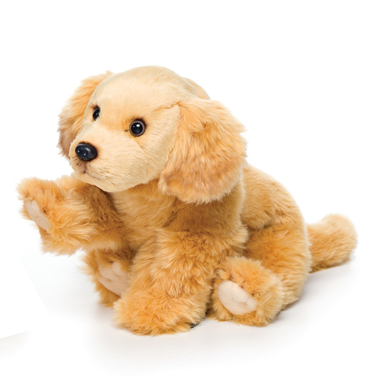 Nat and Jules Cuddly Small Golden Retriever Dog Carmel Brown Children's  Plush Stuffed Animal Toy