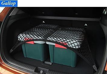 Gallop High Elastic Floor Style Single Layer Cargo Nets Trunk Mesh