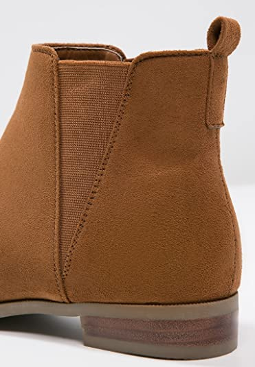 Anna Field Botas de Mujer en Color Cognac, Talla 38: Amazon ...