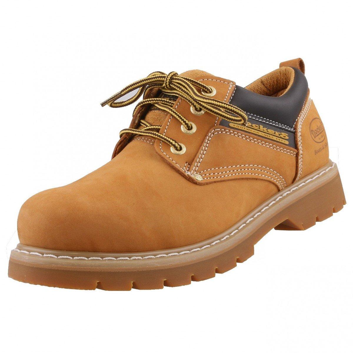Dockers by Gerli Herrenschuhe Halbschuhe - Vier Farben, Schuhgröße Schuhgröße Schuhgröße EUR 43, Farbe Gelbtöne d93f5f