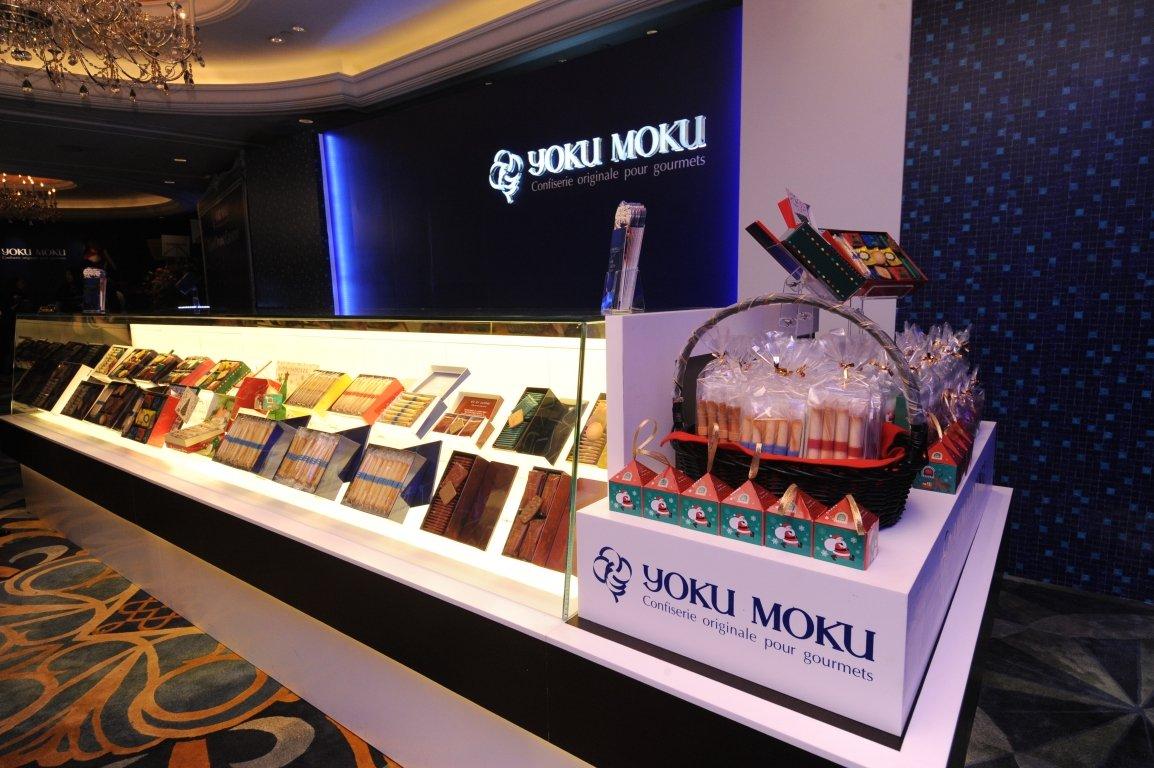 YOKU MOKU Cookie Assortments Box (92pcs) --NEW!!-- (Arrive in 7-10 days!! ) From JAPAN by Yoku Moku