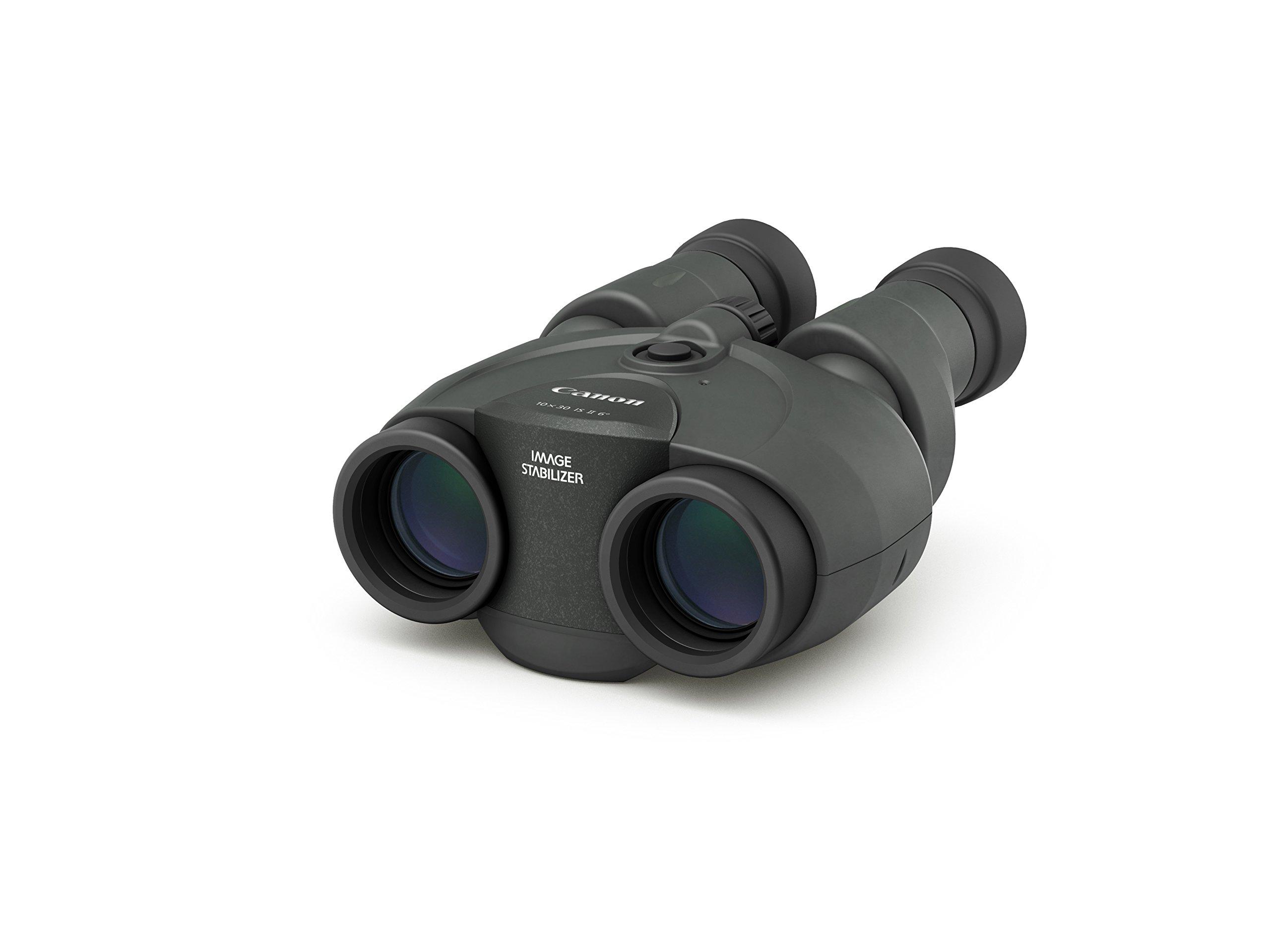 Canon 10x30 Image Stabilization II Binoculars by Canon