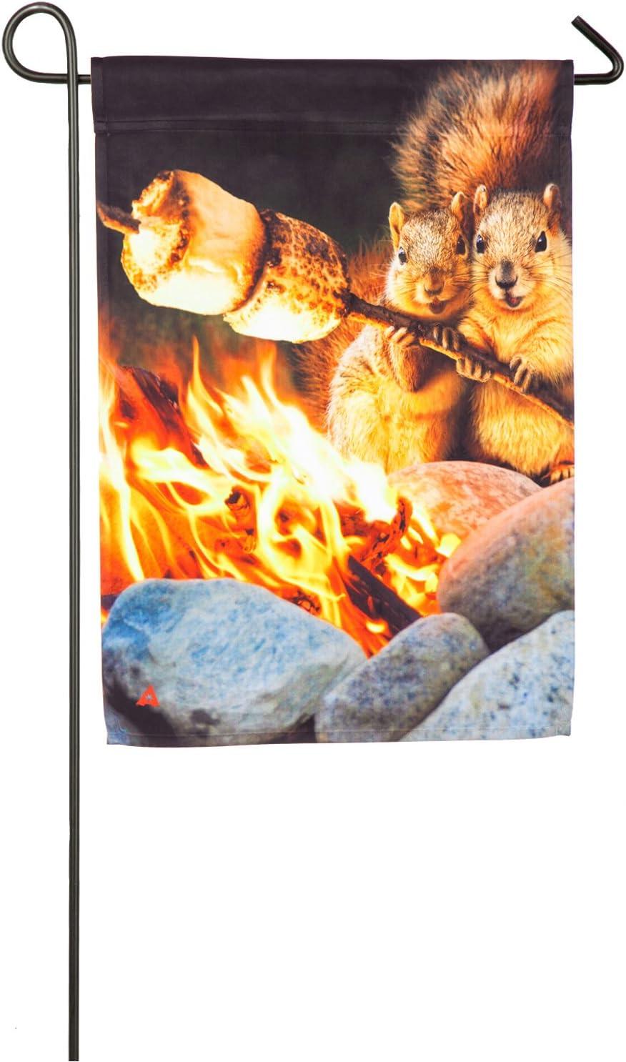 NEW EVERGREEN 2-SIDED CHEERFUL GARDEN FLAG LOVIN/' LIFE WHIMSICAL SNAIL 12.5 x 18