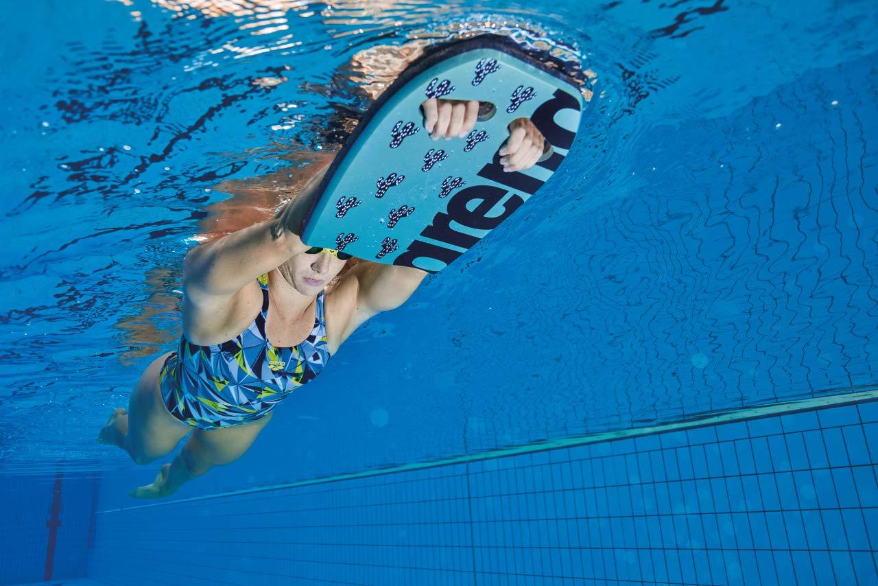 Cacuts Unisex Tavoletta da Nuoto con Stampa Arena Printed kickboard Adulto