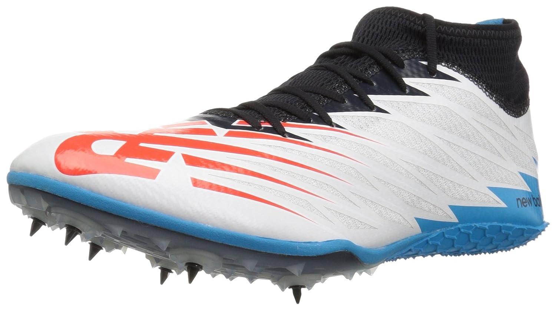 New Balance Men's Sd100v2 Track Shoe B01N5J58Y4 10 D(M) US|White/Black