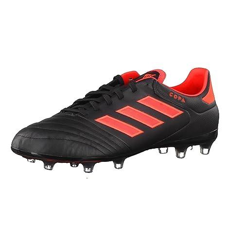 purchase cheap 3e5fb c4639 adidas Copa 17.2 Fg, Scarpe per Allenamento Calcio Uomo, Multicolore (Core  Black Solar Red), 48 EU  Amazon.it  Scarpe e borse