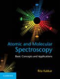 Atomic and Molecular Spectroscopy: Basic Concepts and Applications