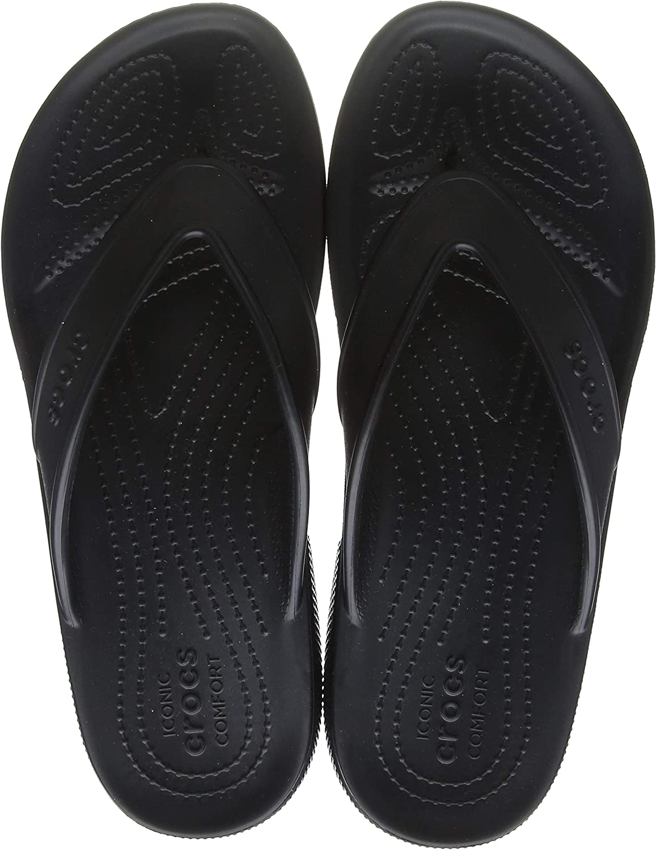 Crocs Men's and Women's Classic Ii Flip Flop Casual Beach Shower Shoe Sandal
