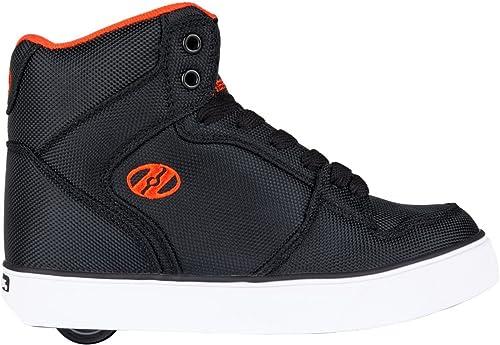 Boys One Wheel Skating Shoes (Black