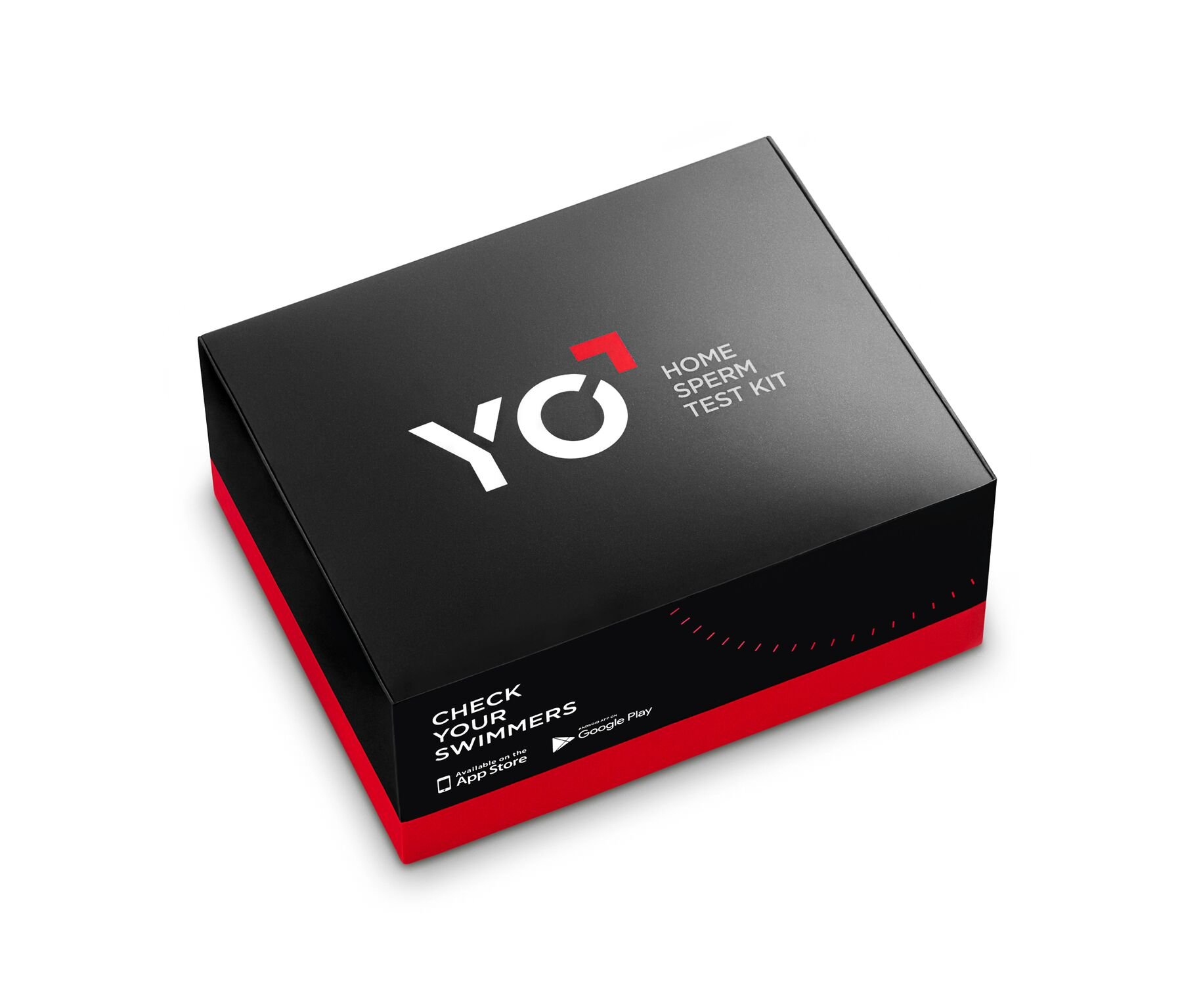 YO at Home Sperm Test for Samsung Galaxy | Includes 2 Tests | Men's Motile Sperm Fertility Test | Check Moving Sperm and Record Videos | Samsung Galaxy S8 by YO (Image #3)