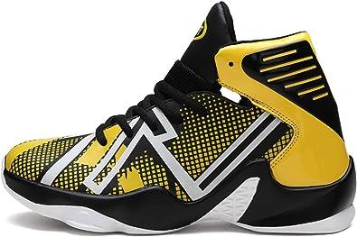 GNEDIAE Hombre F9 High-Top Zapatillas de Deporte Calzado Deportivo ...
