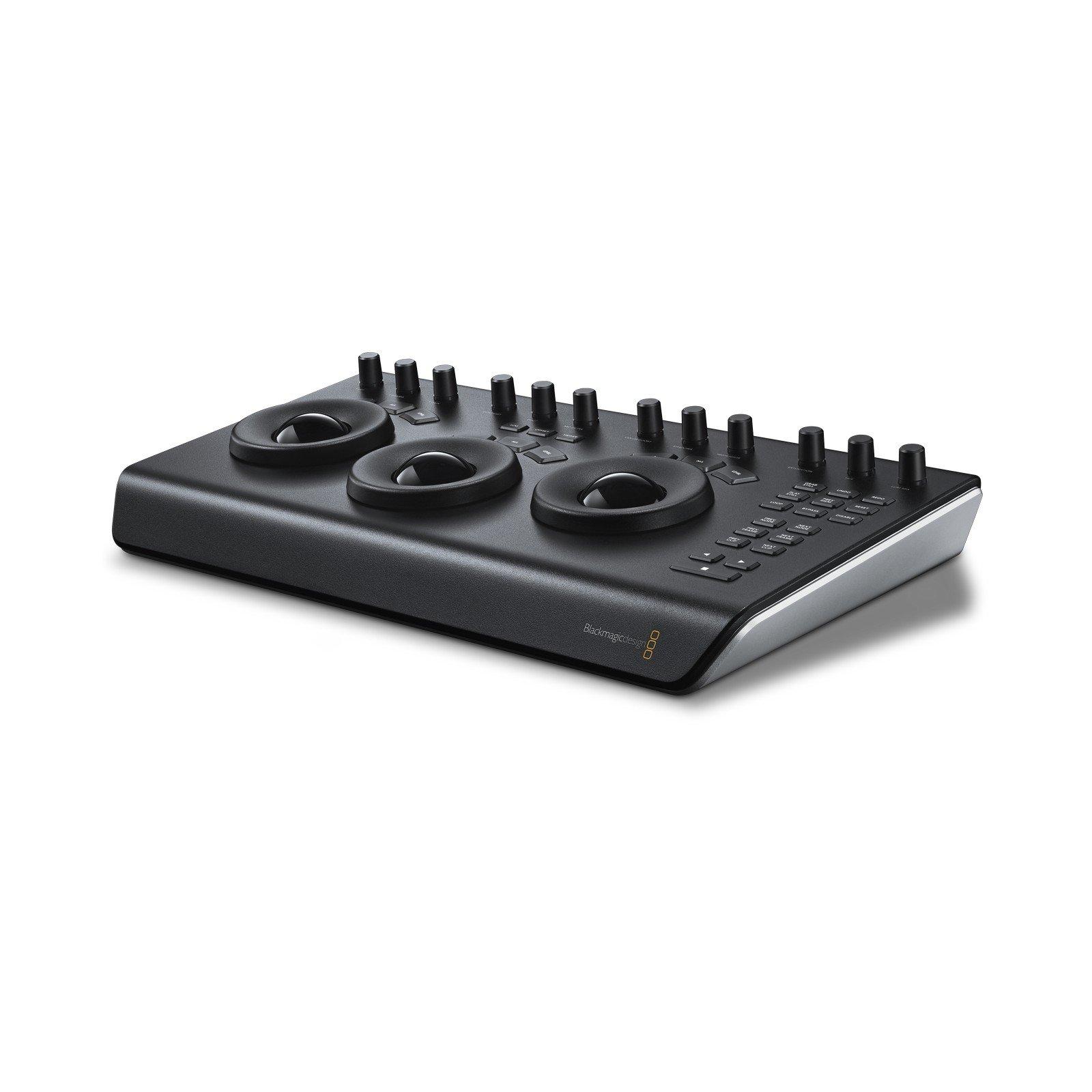 Blackmagic Design Davinci Resolve Micro Panel   Portable Low Profile Control Panel by Blackmagic Design