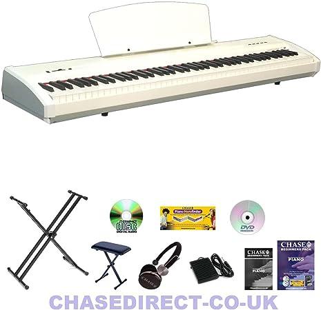 Chase P-40 - Piano digital de 88 teclas totalmente ...