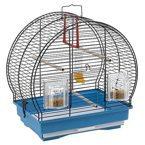 Ferplast Luna 1 Jaula de pájaros: Amazon.es: Productos para mascotas