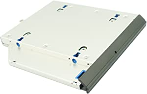 Nimitz 2nd HDD SSD Hard Drive Caddy for Hp 8560w 8570w 8760w 8770w with Faceplate/Bezel and Mounting Bracket