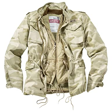 834b8aceab68 Surplus Regiment Jacket