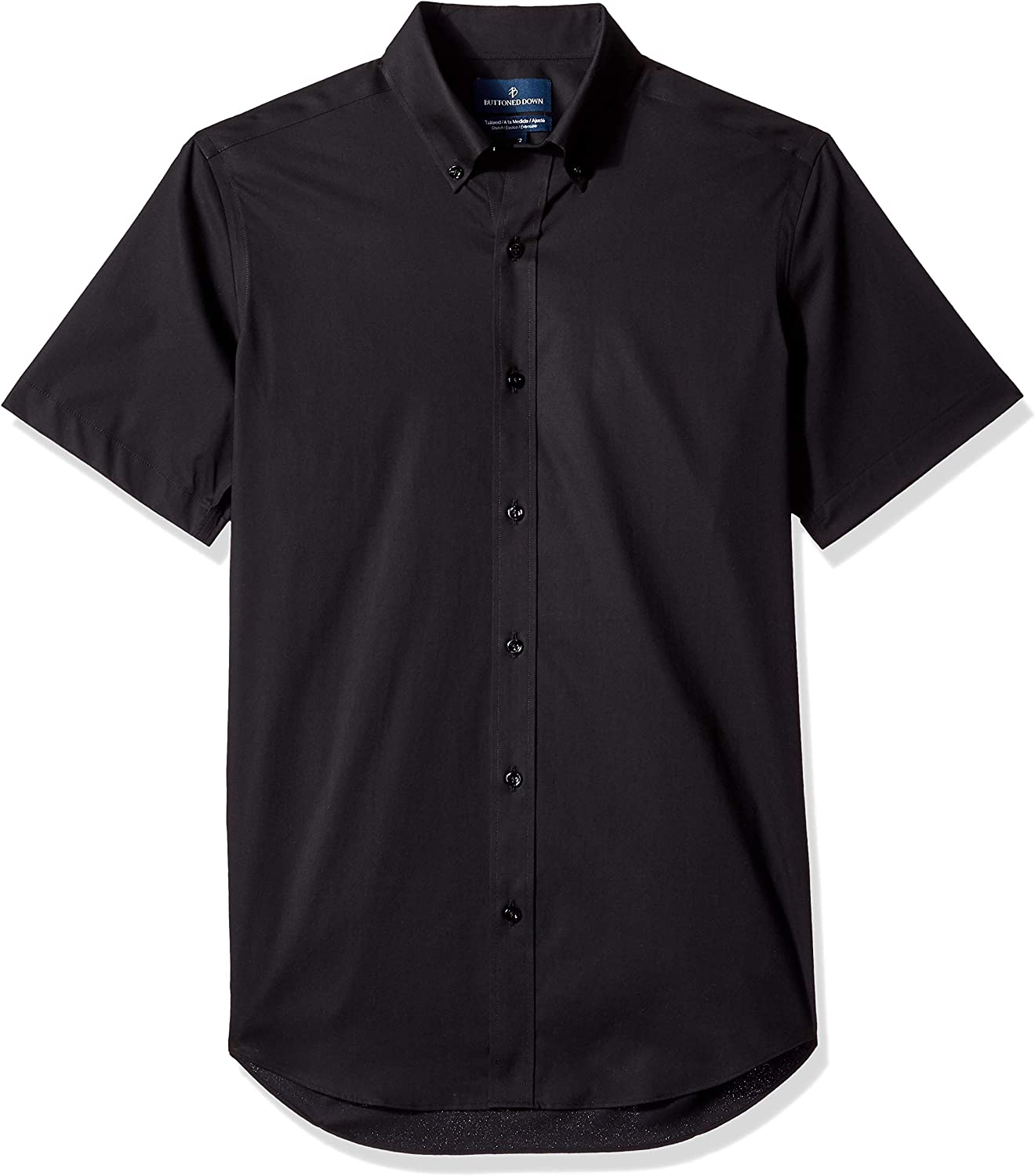 Brand BUTTONED DOWN Mens Slim Fit Button-Collar Supima Cotton Dress Casual Shirt