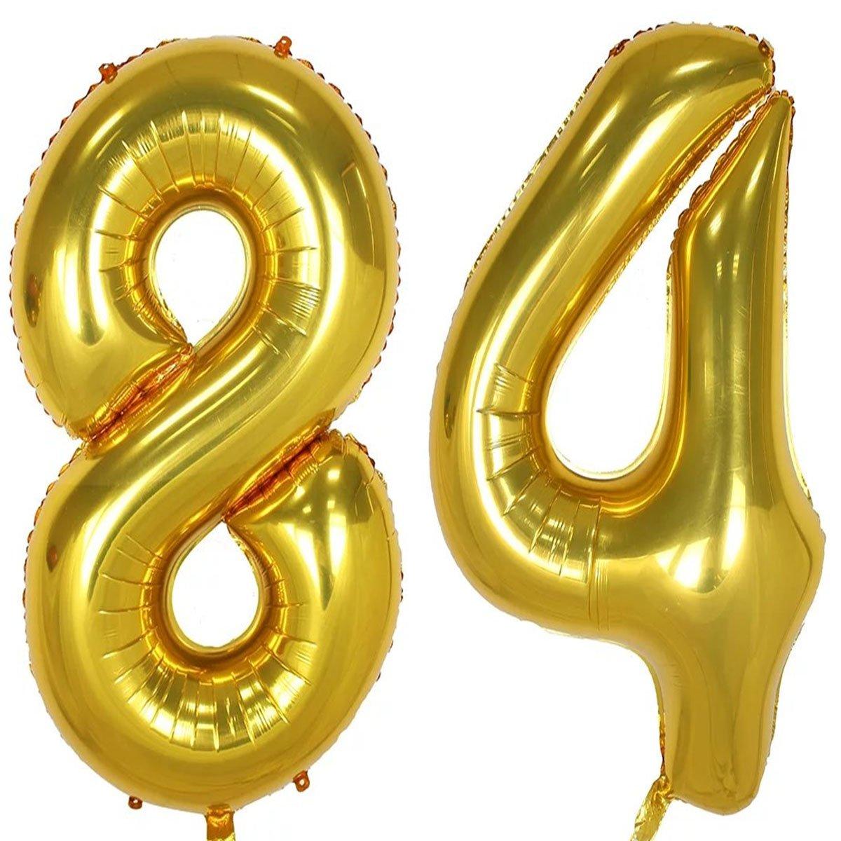 "Qualatex 34/"" Number 3 Balloon Birthday Party Wedding Decoration Metallic Gold"