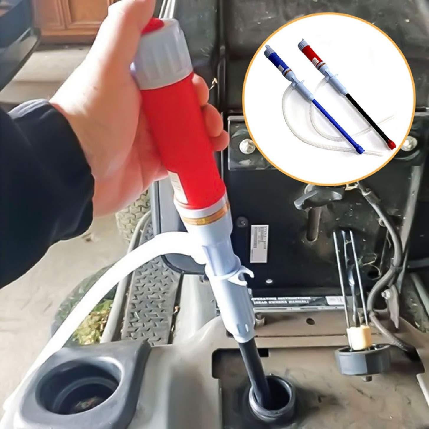 None Red yuehuxin Nuevo Tipo de Bomba de Agua Combustible el/éctrico al Aire Libre