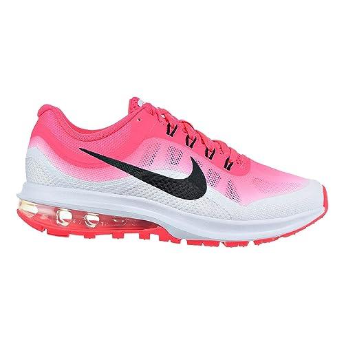 the best attitude 49fd4 407da Nike Air Max Dynasty 2 Gs, Zapatillas los Niños y Niñas, Rosa (Racer  PinkBlackWhite), 36,5 EU Amazon.es Zapatos y complementos