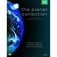 The Planet Collection (Blue Planet/Planet Earth/Frozen Planet) [Reino Unido] [DVD]