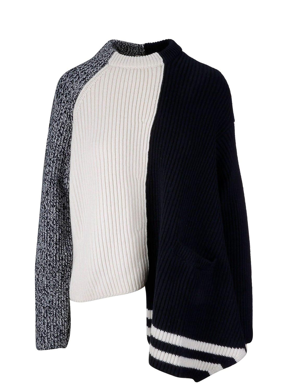 Mrz Women's 01520425 Multicolor Wool Jumper