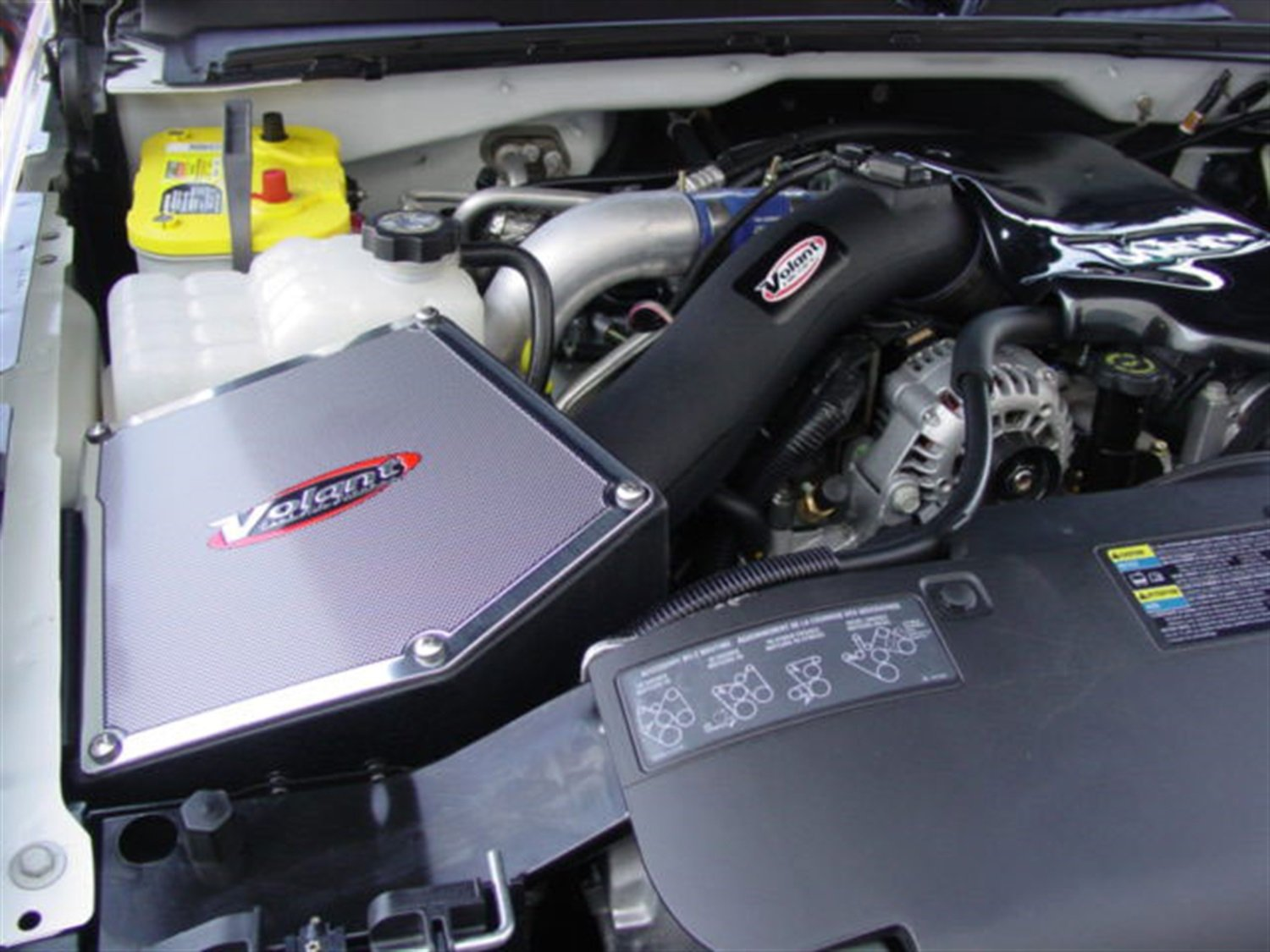 Volant 158666 PowerCore Cool Air Intake by Volant (Image #2)