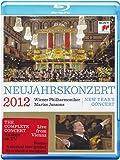 Neujahrskonzert 2012 / New Year's Concert 2012 [Blu-ray] [Region Free]
