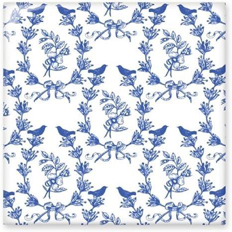 Plant Leaf Blau Weiss Symbol Keramik Bisque Fliesen Badezimmer Decor Kuche Keramik Fliesen Wand Fliesen Small Amazon De Baumarkt