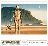 Ralph McQuarrie 2020 Poster Calendar