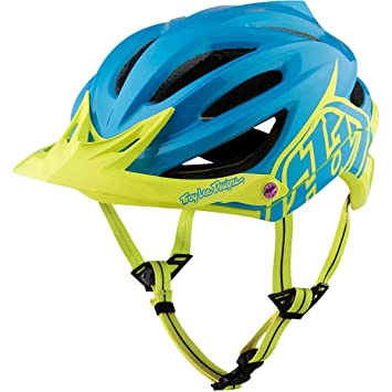 Troy Lee Designs Starburst A2 Ocean - Casco para BMX, para adultos - Troy Lee