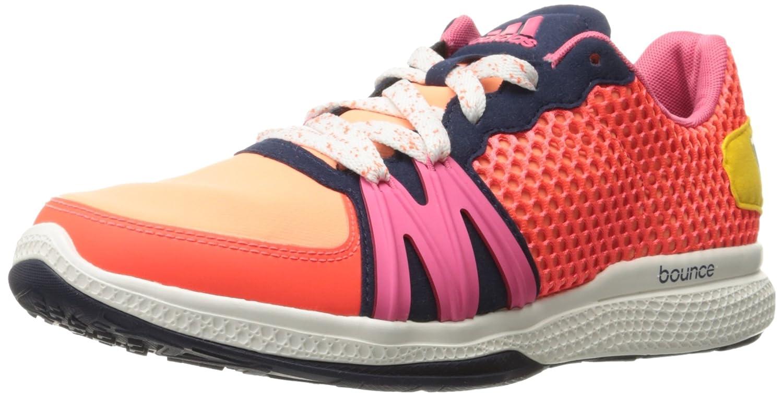 adidas Performance Women's Ively Cross-Trainer Shoe B01HROESY0 7.5 B(M) US|Semi Flash Orange/Solar Red/Super Yellow Fabric