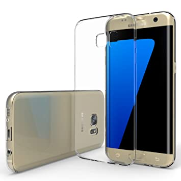 samsung s7 clear silicone case