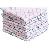 Akin Towel 100% Cotton Premium Kitchen Napkins Set Of 6 (Length = 46 Cm, Width = 46 Cm)