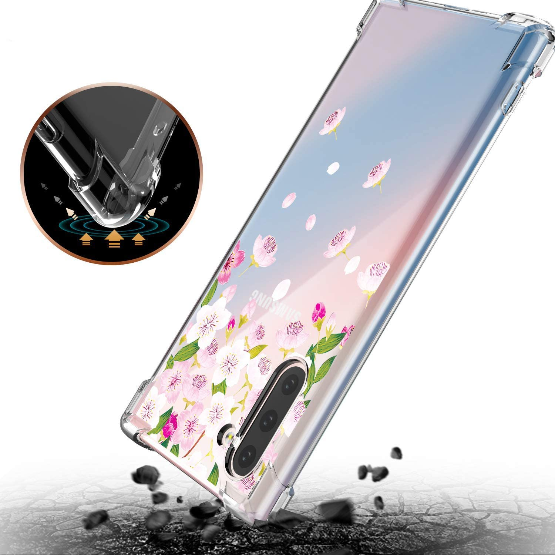 Anti-Gelb D/ünn Durchsichtige Blume Gemalt Sto/ßstange Schutzh/ülle Case for Huawei P30 Pro-Muster 8 Huphant Kompatibel mit Huawei P30 Pro H/ülle Transparent TPU Silikon Handyh/ülle Crystal Clear