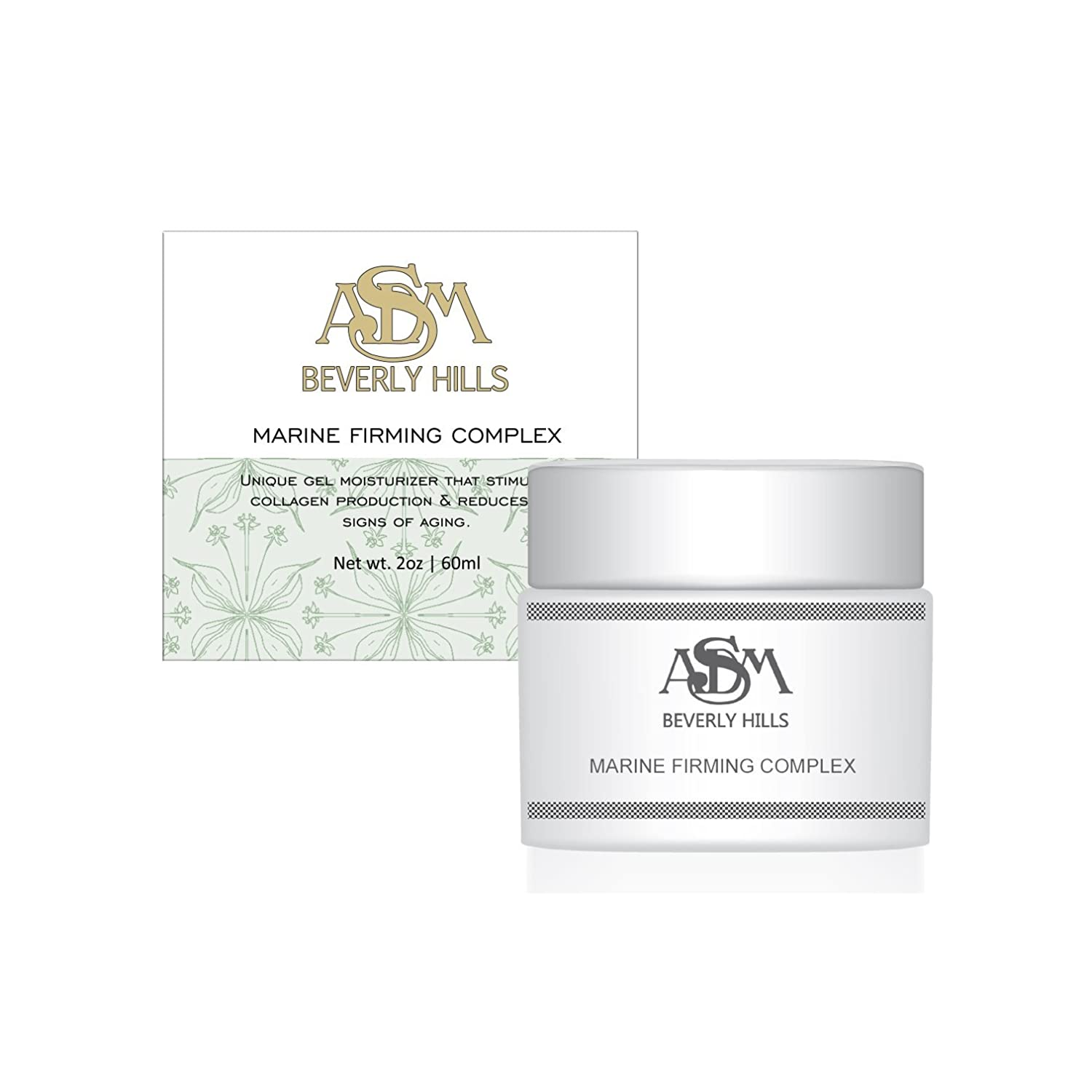 Beverly hills lift and firm cream reviews - Amazon Com Marine Cream Collagen Cream Anti Aging Cream Asdm Beverly Hills Facial Moisturizers Beauty