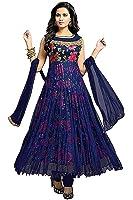 Womens Clothy anarkali Salwar suits Dress for womens Salwar Suit Dress Materials