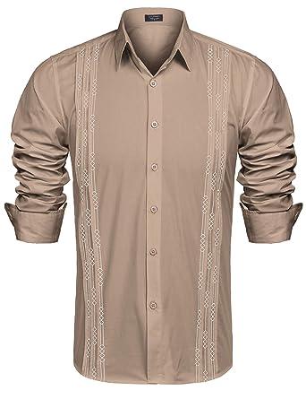 Cuban Dress Shirt