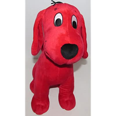 Kohl's Care Clifford the Big Red Dog Plush Dog: Toys & Games