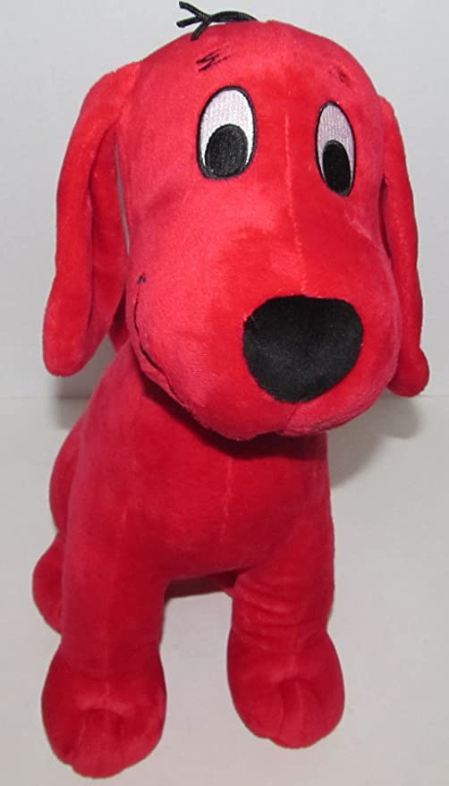 25d655642a395 Kohl's Care Clifford the Big Red Dog Plush Dog