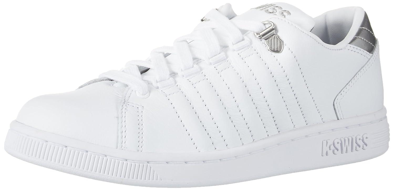 5ffc8ff48c611 Amazon.com   K-Swiss Women's Lozan Iii Tt Mtllc Low-Top Sneakers ...