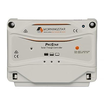 Electrical & Solar Solar Regulator Pwm 30 Amp