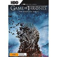 Game Of Thrones: Season 1-8 (DVD)